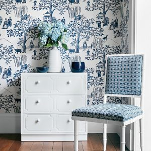 wallcovering from Thibaut