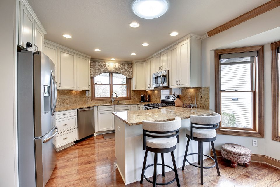Mahtomedi home image kitchen