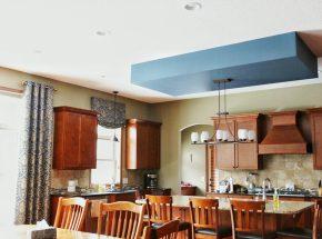 Blaine home kitchen room images