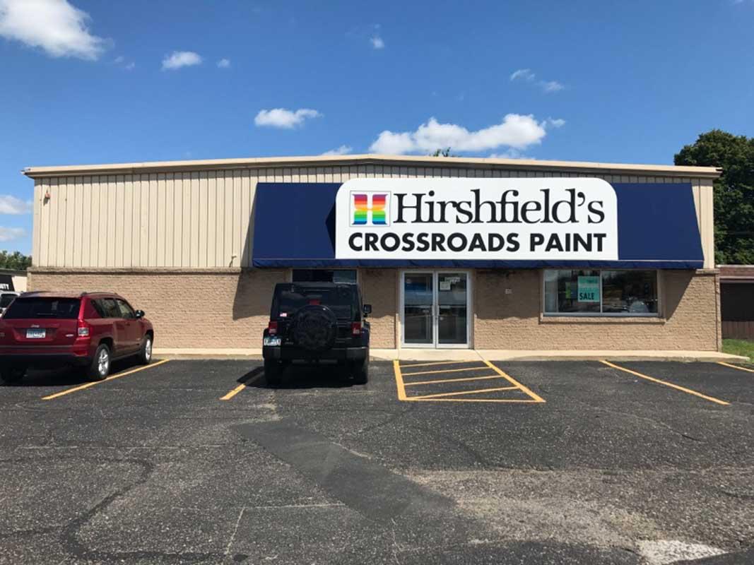hirshfield crossroad paint st cloud