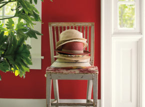 german hats color of the year benjamin moore caliente