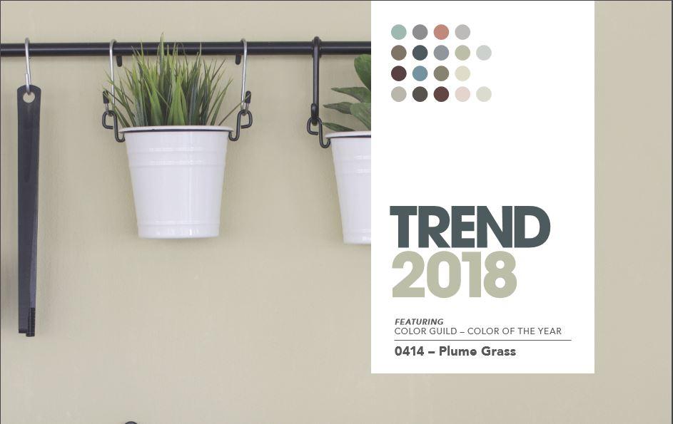 2018 color trends neutrals