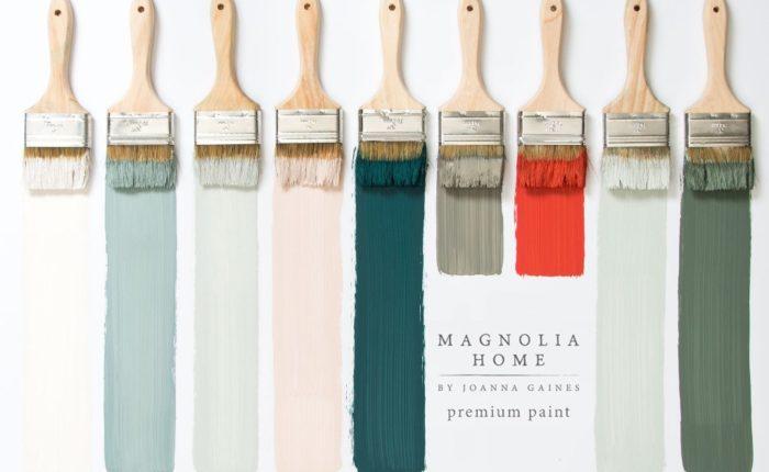 Magnolia oOme Paint