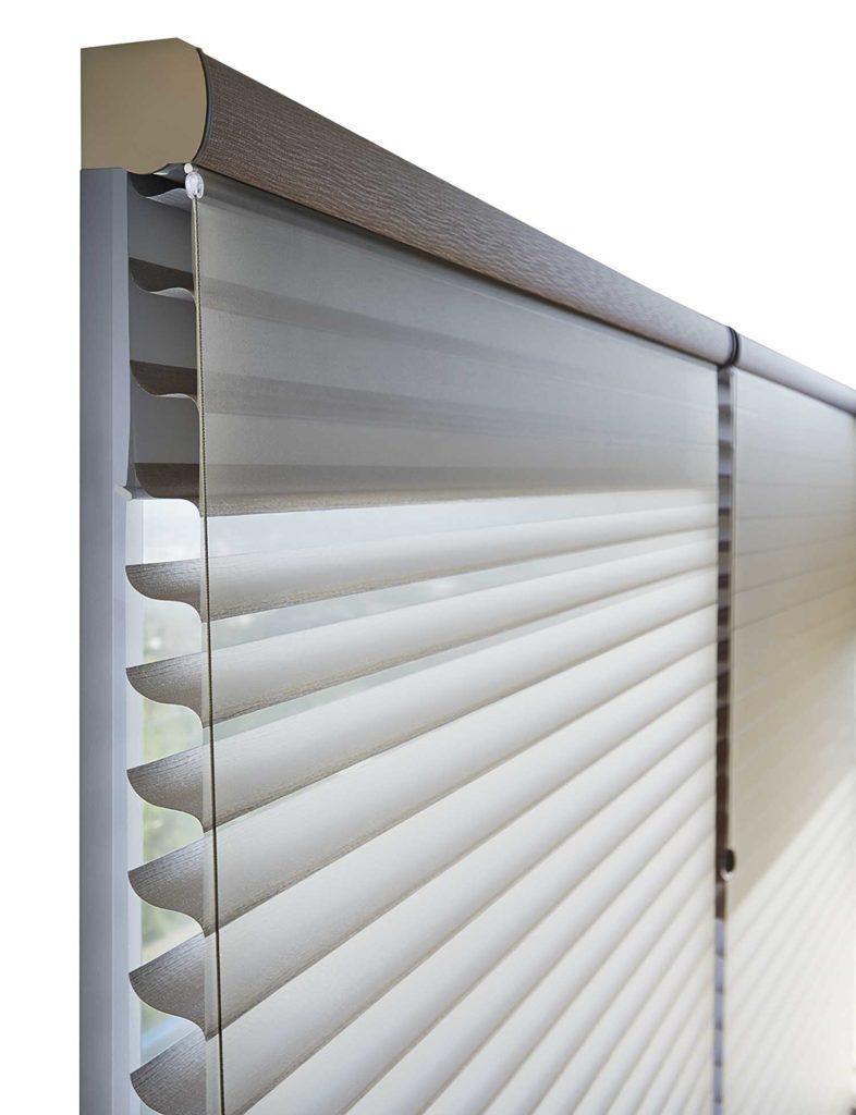 Silhouette Duolite window treatment