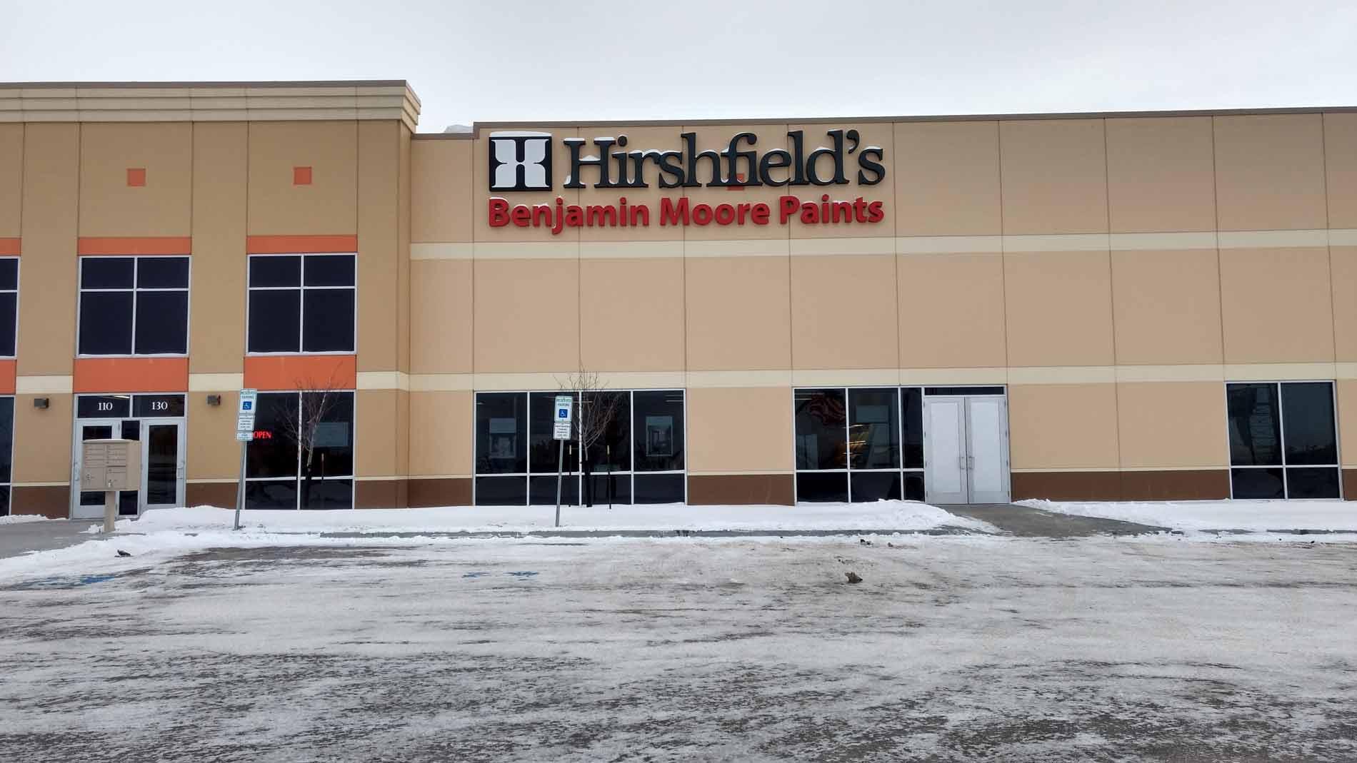 hirshfields store fargo