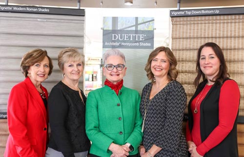 window fashions duette hunter douglas