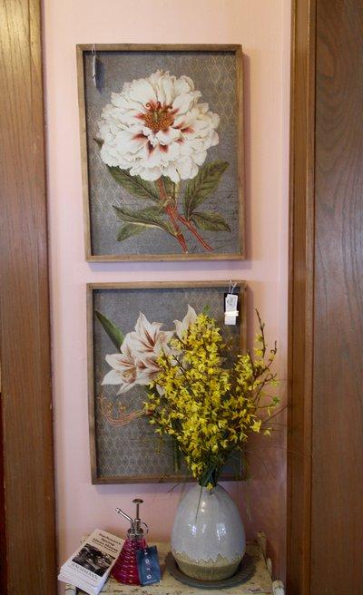 entryway Bachman's Spring