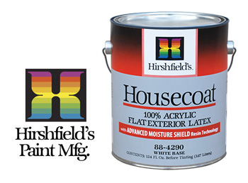 Hirshfield's Paints Housecoat