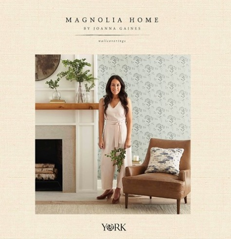 Magnolia Home Wallpaper Vol. 2
