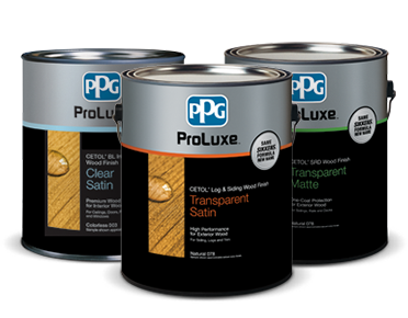 ProLuxe Sikkens Products