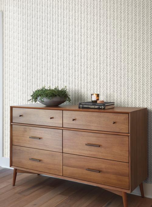 Magnolia Home Wallpaper Pickup Sticks