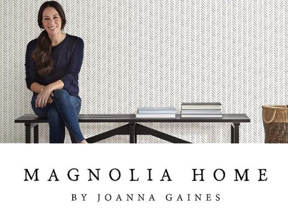 Magnolia Home Wallpaper Book