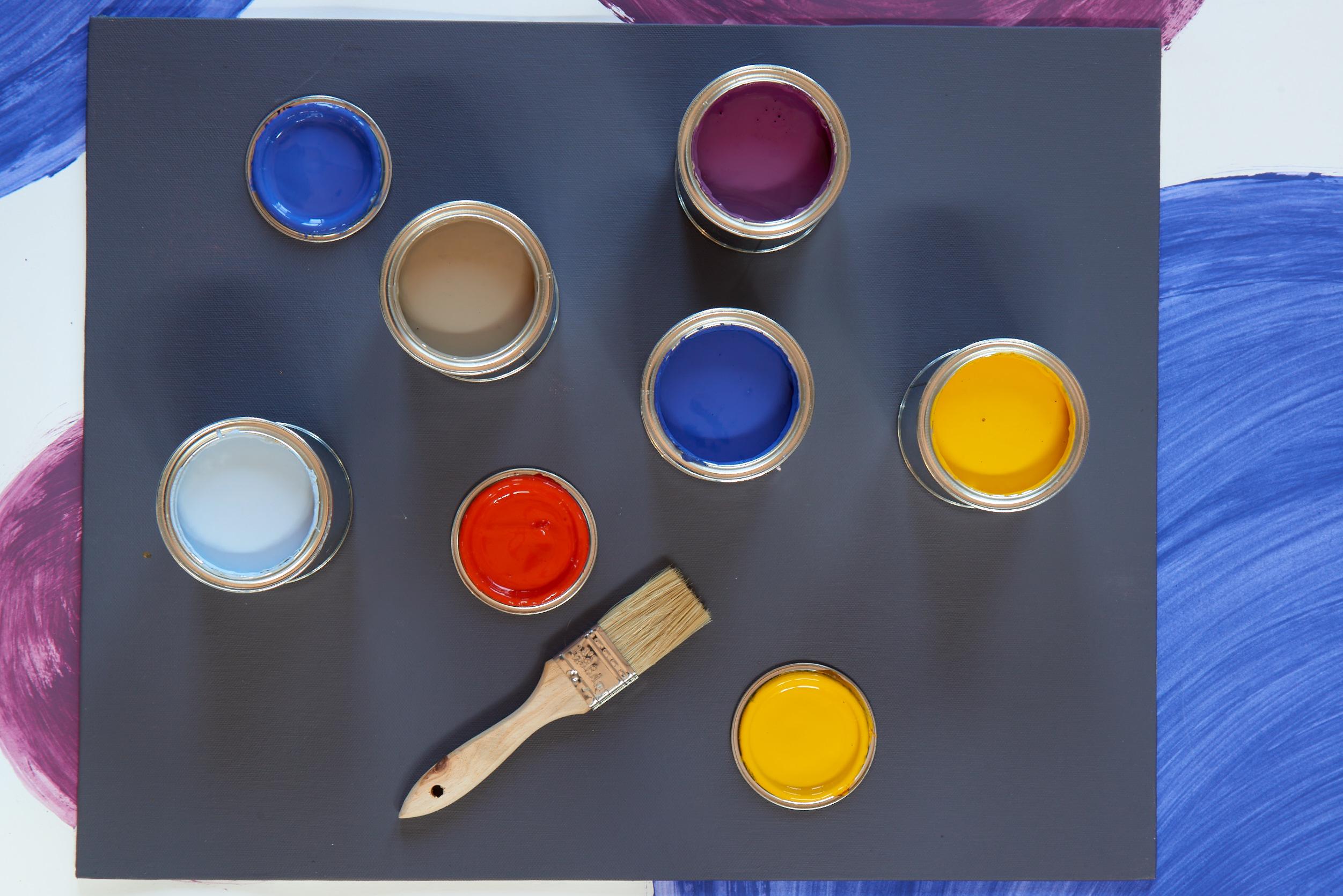 Back to school paint colors