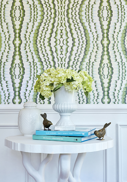 Wallpaper from Thibaut