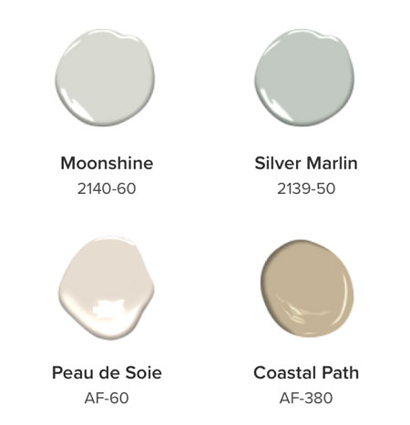 Benjamin Moore Paints Color Of The Year 2019 And Trend Colors