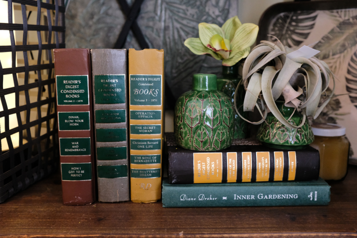 Decorative Reader Digest Books