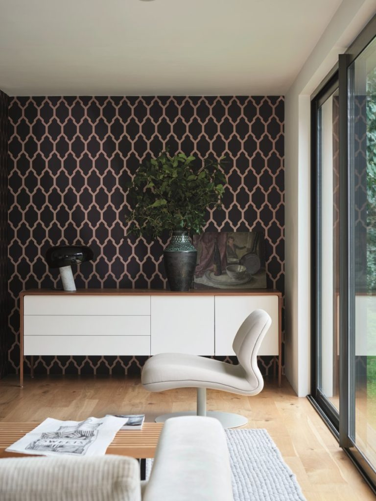 Tessella wallpaper pattern