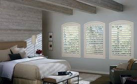 shutters hunter douglas window covering