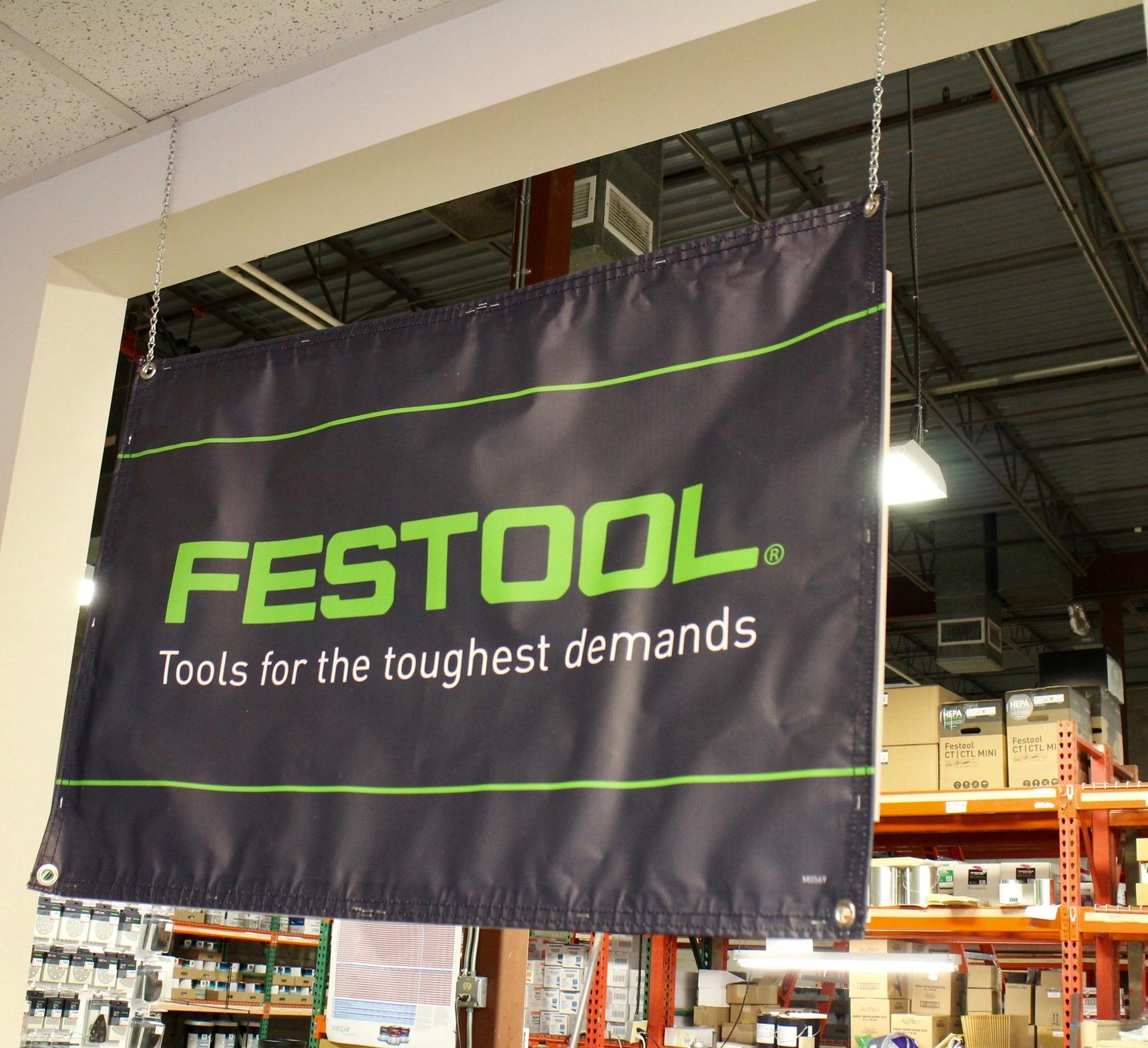 Festool Banner