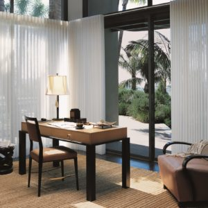 hunter douglas custom office
