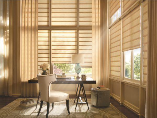 hunter douglas energy efficient