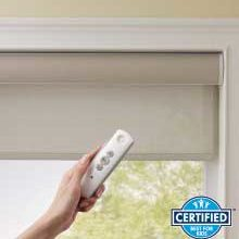 automized motorized hunter douglas