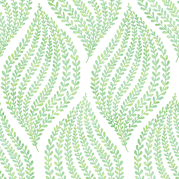 green-wallpaper-brewster-home-fashions