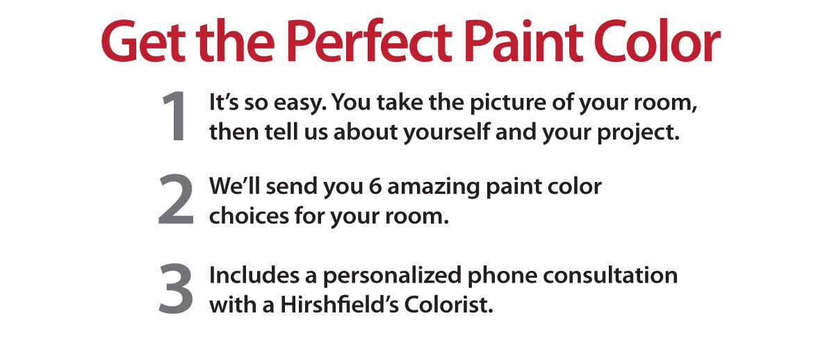 Online Color Consultation 1-2-3