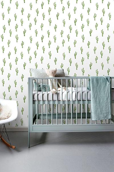 green-cacti-wallpaper
