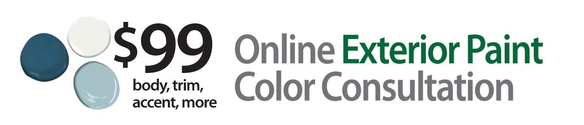 Online Exterior Consultation