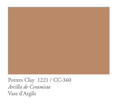 Benjamin Moore Potter's Clay