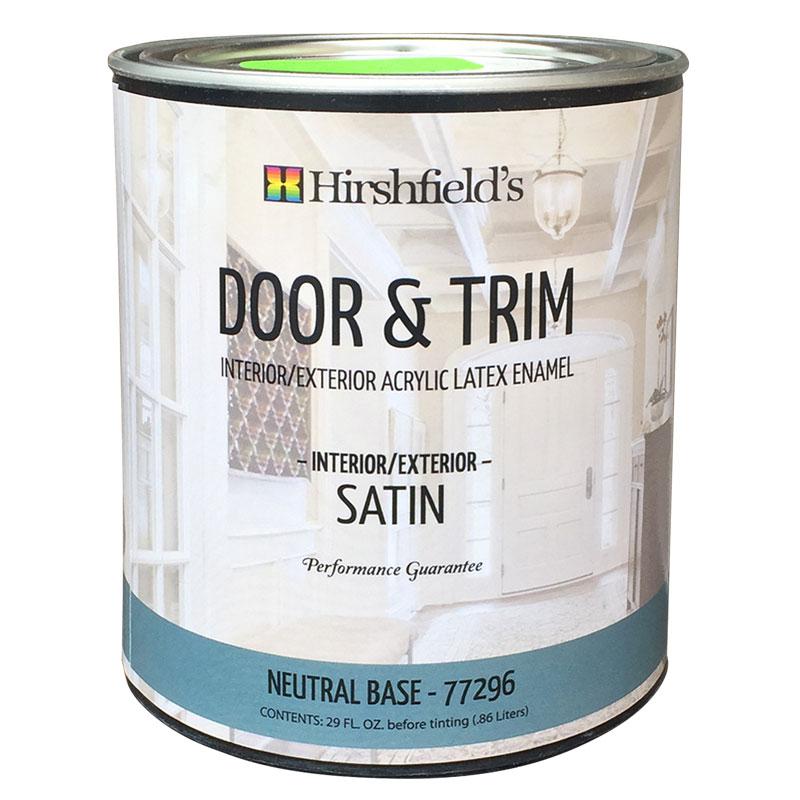Hirshfield's Paints Door & Trim
