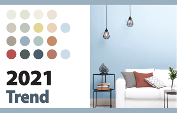 Hirshfield's 2021-Trend Colors