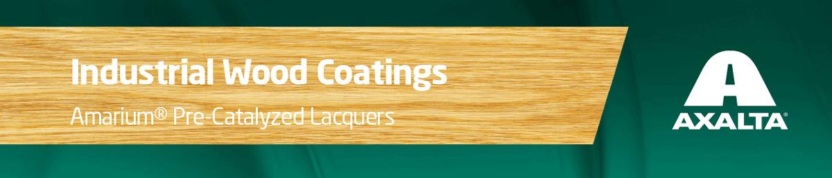 Exalt Industrial Wood Coatings Amarium Pre-Catalyzed Lacquers