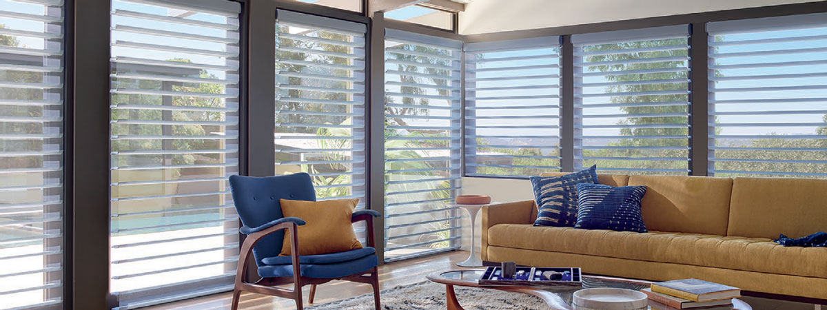 Hunter Douglas Silhouette® Window Shadings