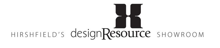 Hirshfield's Design Resource Showroom To the Trade