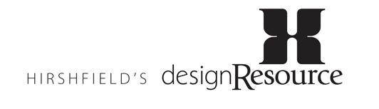 Hirshfield's Design Resource