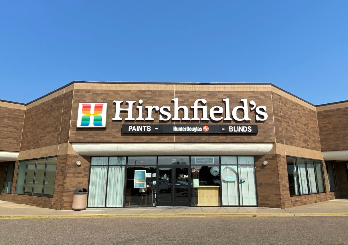 Front Image of Hirshfield's Roseville Store