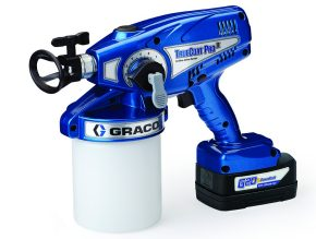 graco fine finish sprayer
