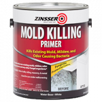 mold killing primer zinsser