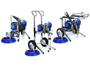 graco airless sprayers fine finish