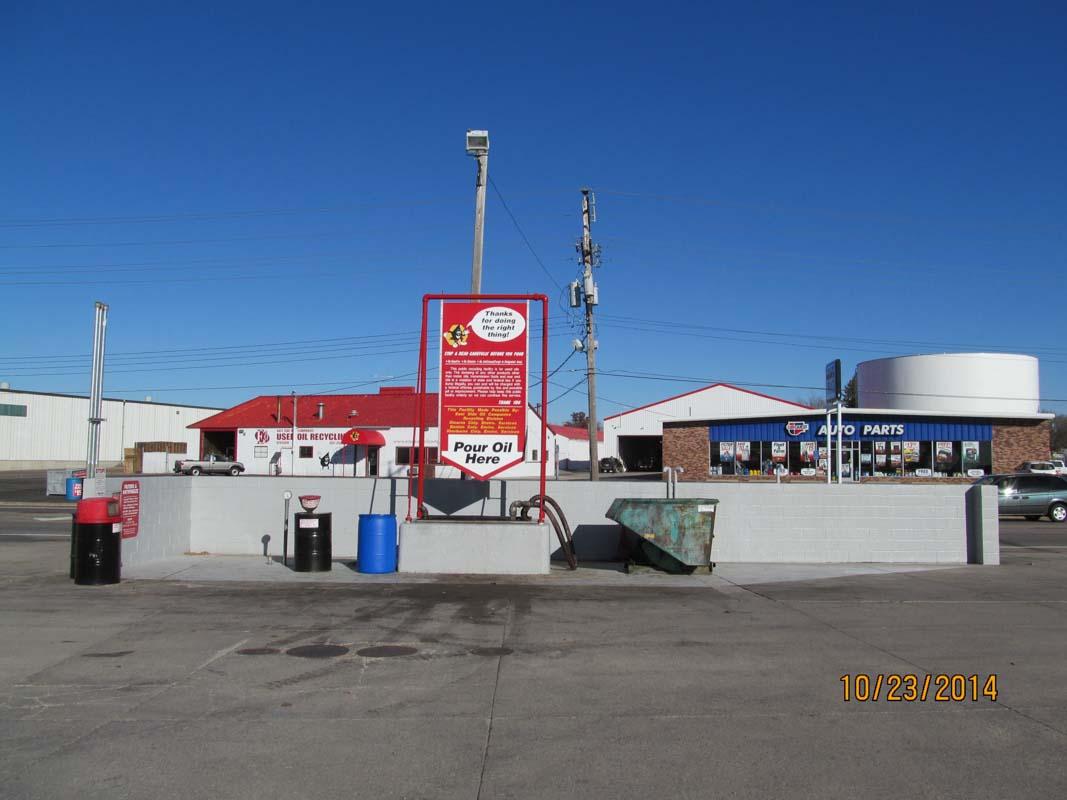 east side oil