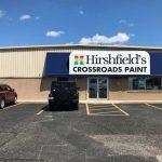hirshfield's st cloud store exterior