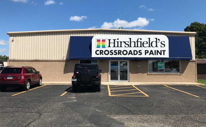 hirshfield's st cloud store exterior