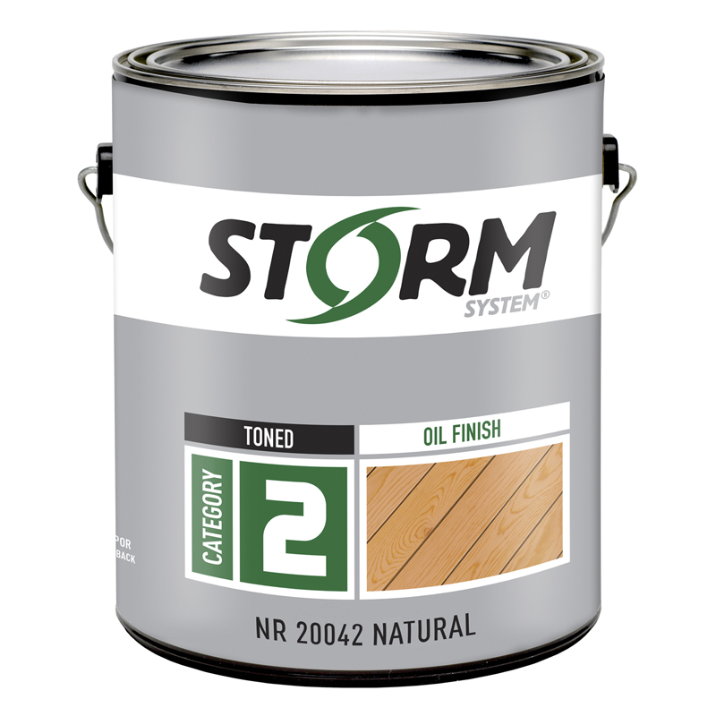 storm system stains oil finish