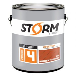 storm system stains solid acrylic stain