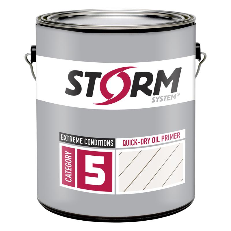 Storm cat5 oil primer hirshfield 39 s for Benjamin moore oil based exterior primer