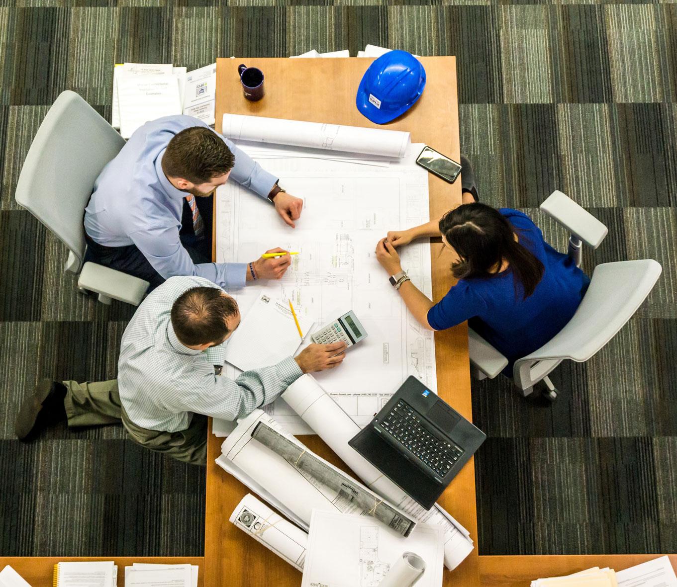 architectural representatives design strategy