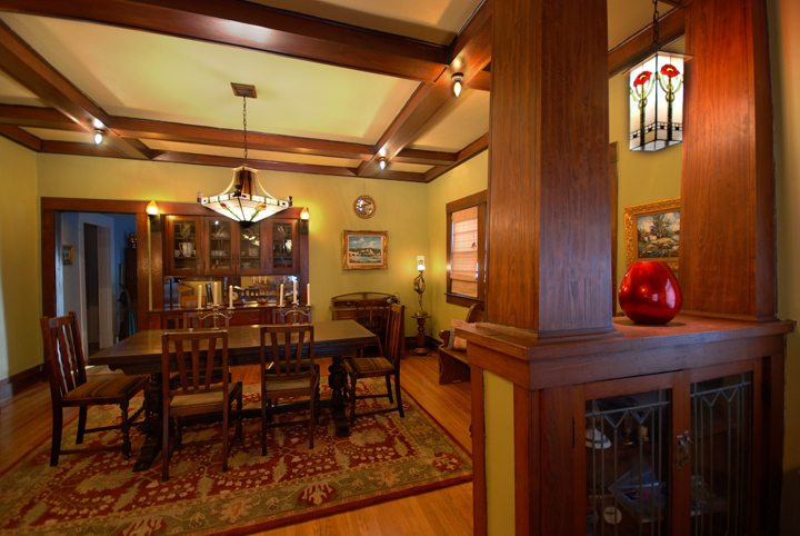 Maintaining The Integrity Of Your Craftsman Home Hirshfield S