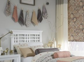 Bedding and upholstery inspiration